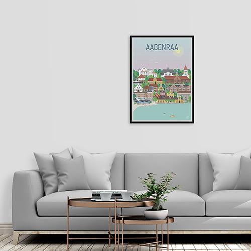 Aabenraa plakat