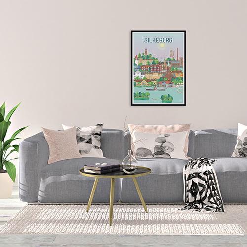 Silkeborg plakat