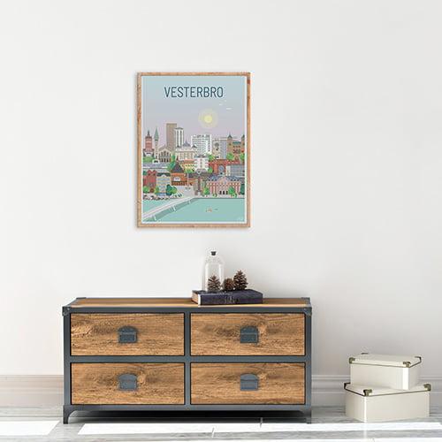 Vesterbro plakat