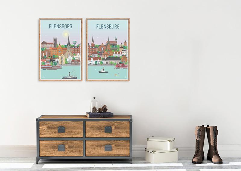 Flensborg Plakater Egetrae 10 1