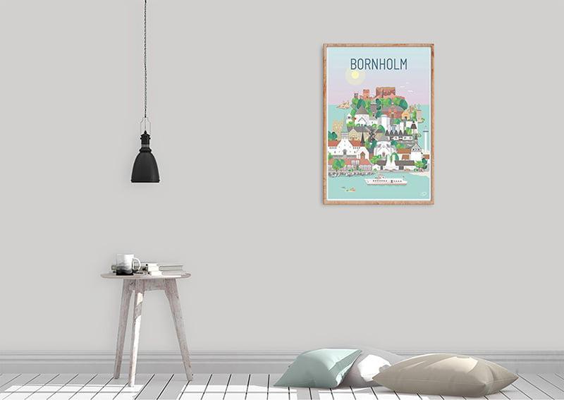 Bornholm Plakat Egetrae 11 1