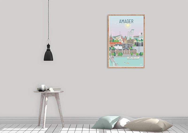Amager Plakat Egetrae 11 1