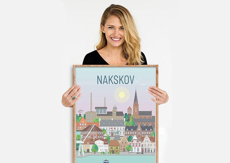 Nakskov Plakat Egetrae 03