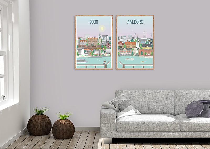 Aalborg Plakater Egetrae 09